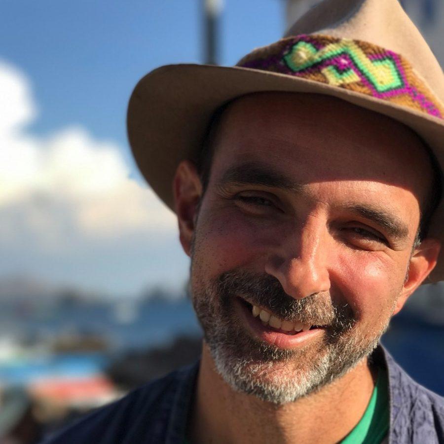 Portrait of Elias Cohen